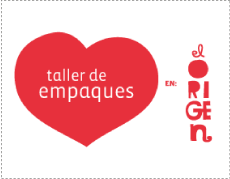 "Taller de empaques <br> <span class=""en""> Packaging workshop</span>"