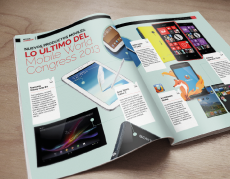 "Revista Tecno <br />Propuesta de diseño<br /> <span class=""en"">Tecno Mag<br />Proposed design</span>"